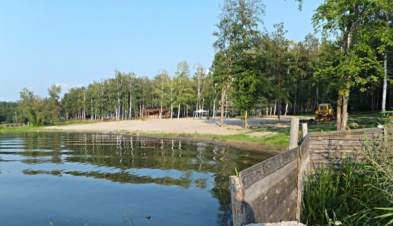 В Харькове перед началом пляжного сезона проверили водоемы