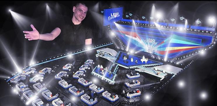 Участники Евровидения-2021 из Украины стали лего-человечками (фото, видео)