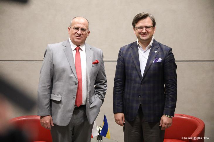 """МИД Украины и Польши согласовали позиции по """"Северному потоку – 2"""""""