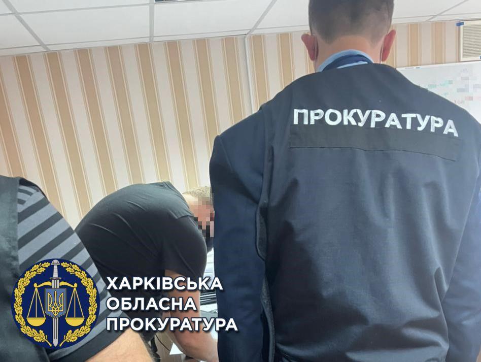 Высокопоставленный харьковский полицейский подозревается в коррупции