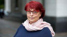 Нардеп Третьякова отстранена от заседания в ВРУ на 5 дней