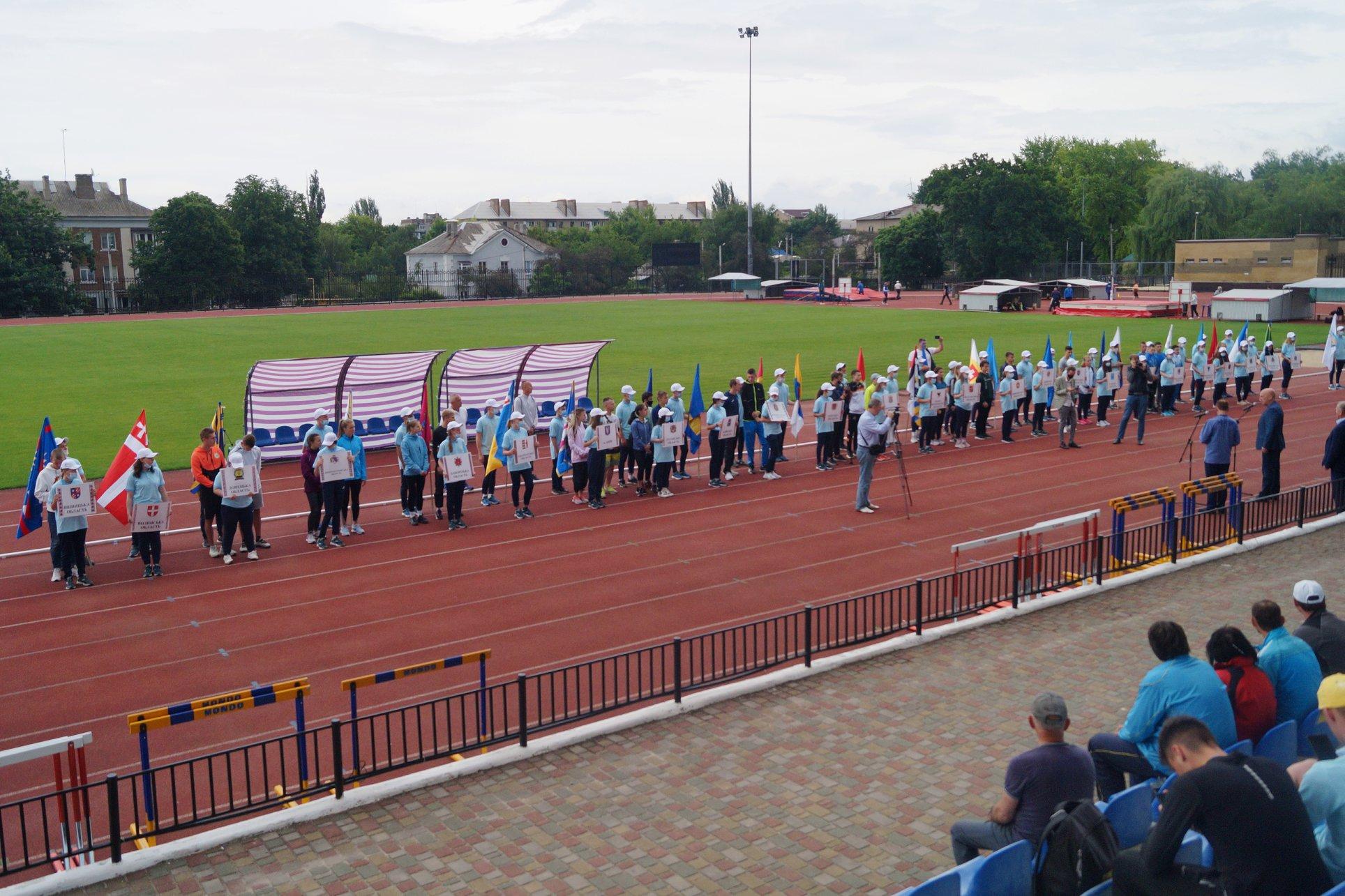 Харьковские легкоатлеты выиграли медали чемпионата Украины U23 (фото)