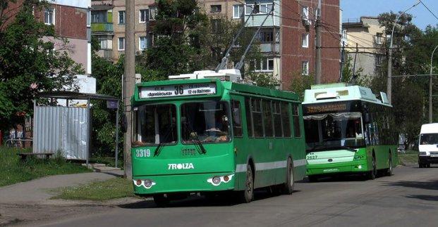 Троллейбусы №3 и 36 меняют маршруты: Московский проспект временно перекроют
