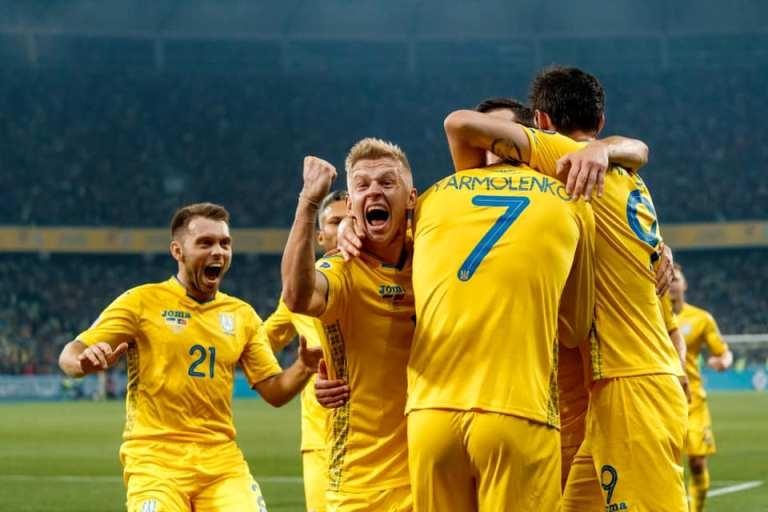 Сборная Украины в Харькове разгромила Кипр