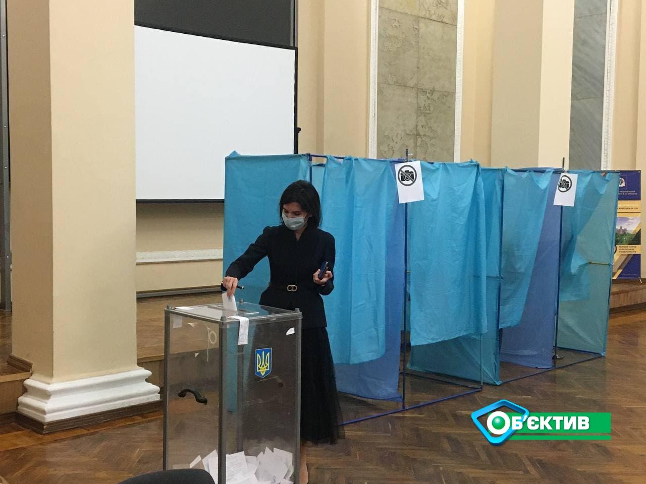 Я рассчитываю на победу университета – кандидат в ректоры ХНУ о результатах выборов