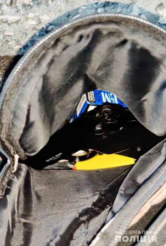 На улице Мира харьковчанин открыл огонь из пистолета (фото)