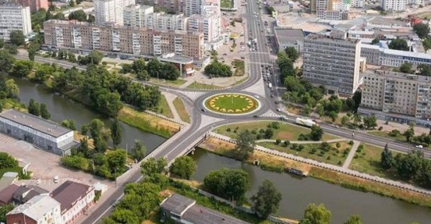 В начале проспекта Гагарина построят фонтан