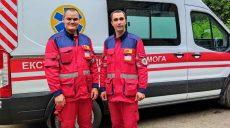 Харьковские медики спасли человека (фото)