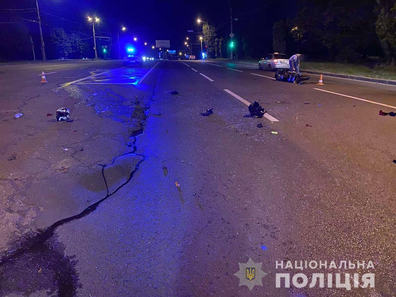 В Харькове ищут свидетелей ДТП на пр. Льва Ландау
