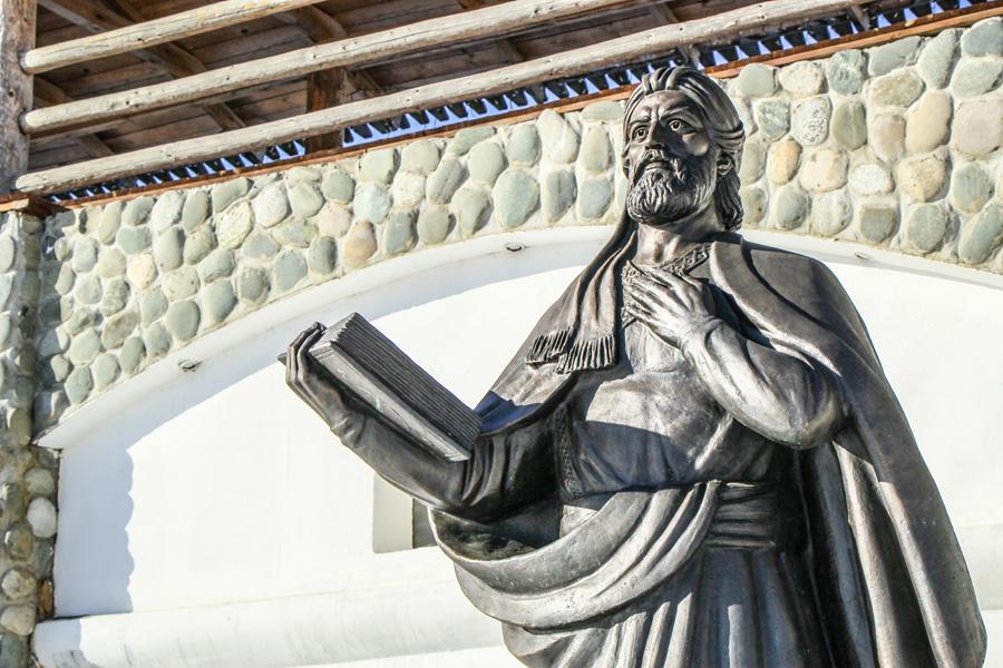 В Харькове появится памятник азербайджанскому поэту и философу Низами Гянджеви