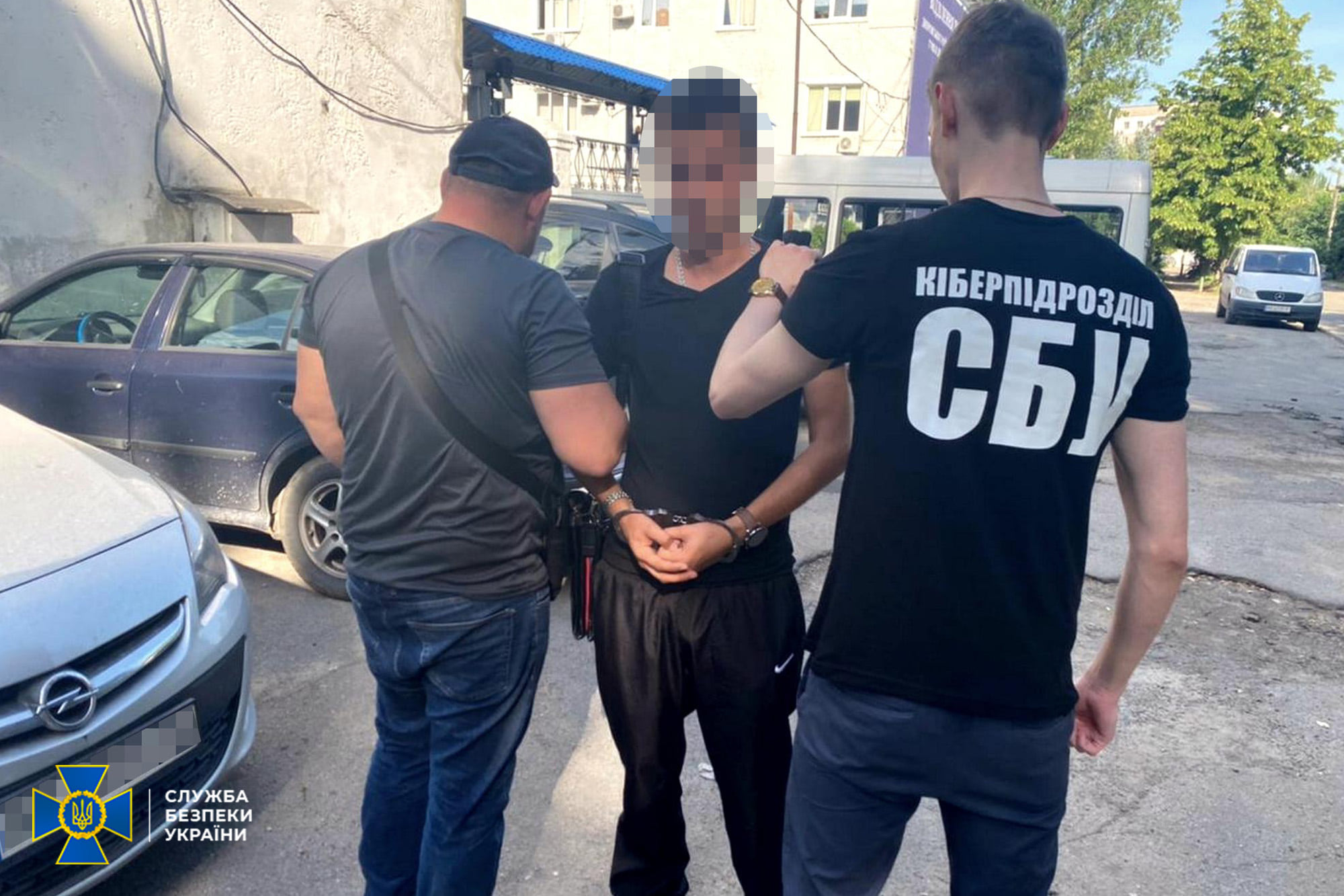 СБУ задержала в Харькове молдаванина-мошенника (фото)