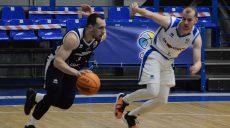 В Харькове не хватает баскетбольных залов