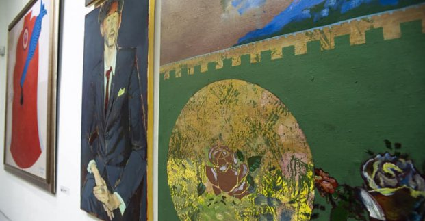 Харьковчан приглашают на выставку современного украинского искусства