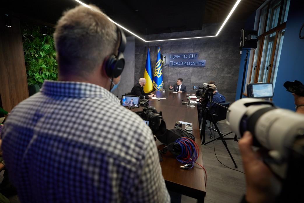 Зеленский опасается результатов встречи Байдена и Путина
