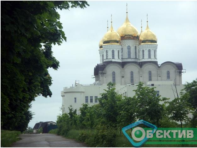 Храм Святой Матрены на Салтовском шоссе