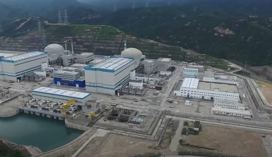 """Китайские власти заявили о повышенном уровне радиации на АЭС """"Тайшань"""""""