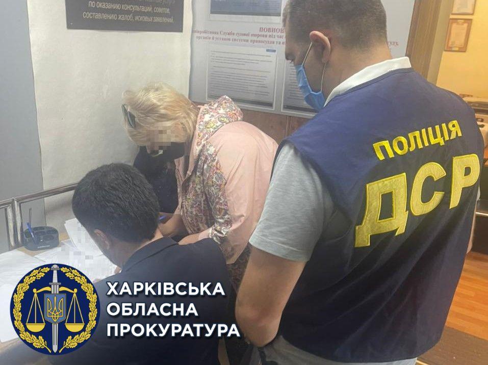 В Харькове шестерых служащих подозревают в краже бюджета при вывозе отходов бурения (фото)