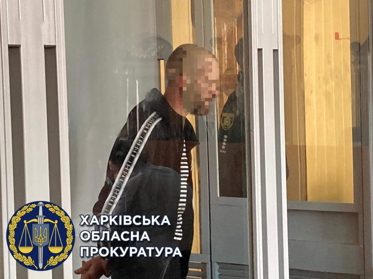 Взрыв гранаты на Гагарина: 29-летнего мужчину взяли под стражу без внесения залога (фото)