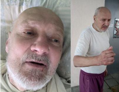 Попал в больницу: на Харьковщине ищут родственников неизвестного пенсионера
