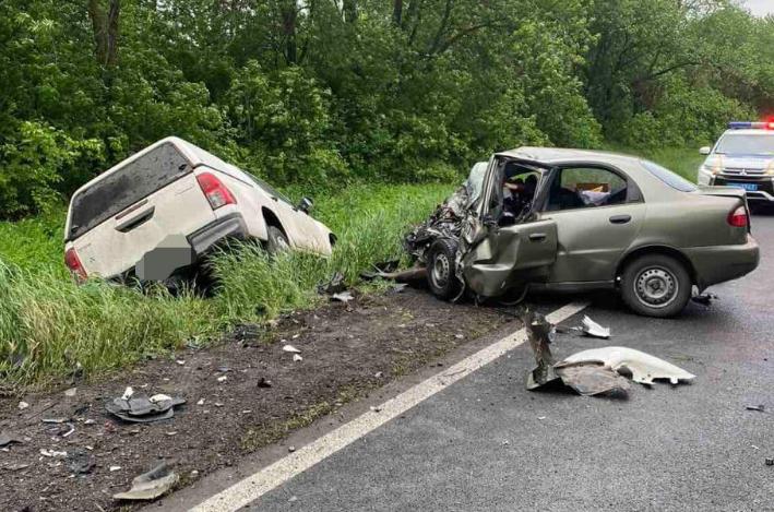 Смертельное ДТП на Харьковщине: полиция рассказала подробности аварии