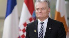 Беларусь теряет последние элементы независимости, — Гитанас Науседа