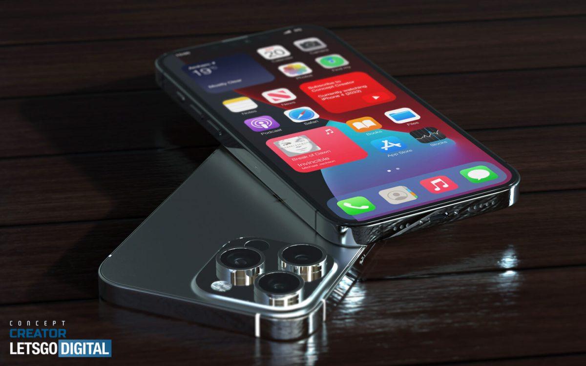 iPhone 13 Pro будет представлен миру уже в сентябре (фото, видео)
