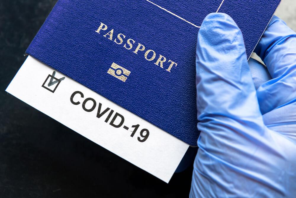 Сертификаты Украины о COVID-вакцинации уже признали две страны