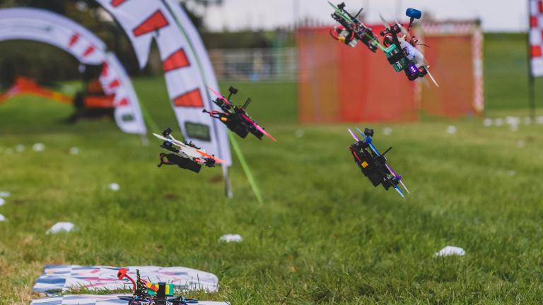 В Харькове будут соревноваться дроны