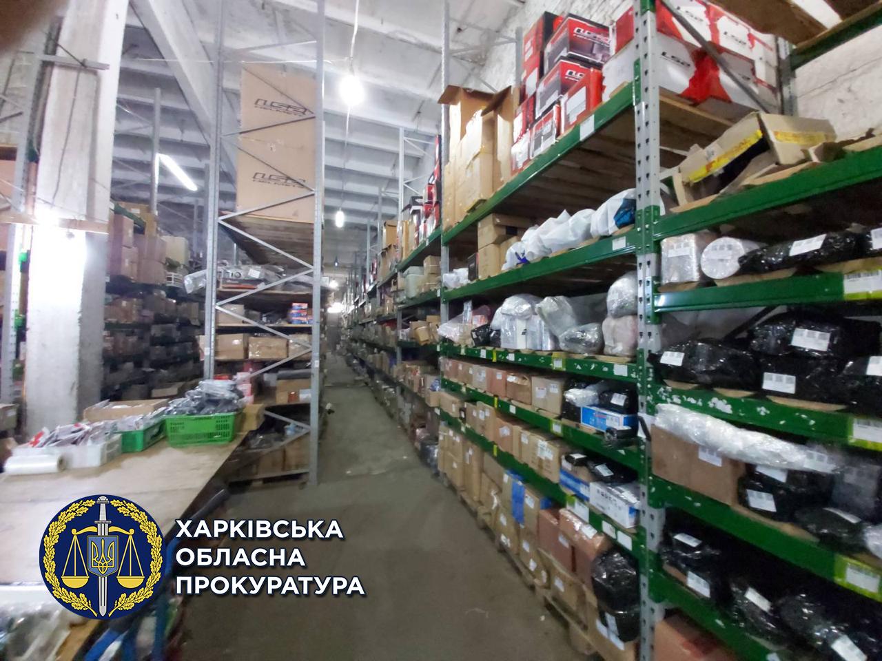 В Харькове предпринимателя подозревают в махинациях с налогами (фото)