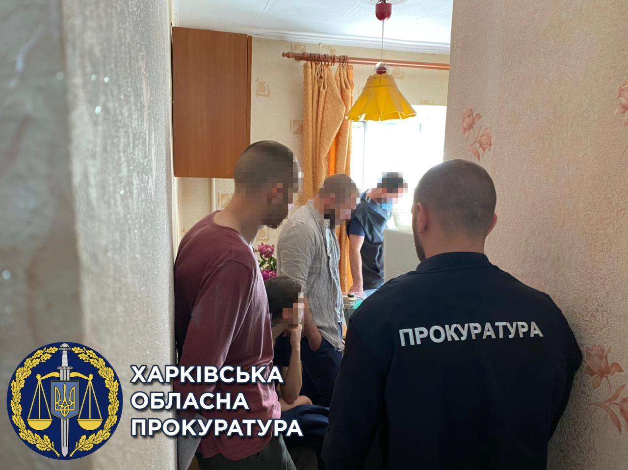 Харьковские полицейские попались на вымогательстве -фото 2