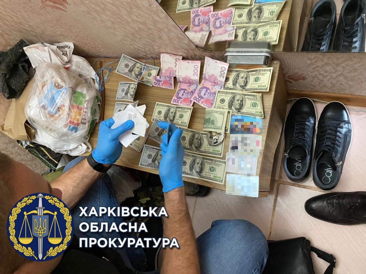 Харьковские полицейские попались на вымогательстве -фото 3