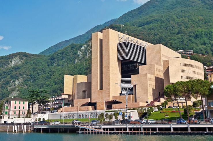 В итальянском городе в Швейцарии открывают уникальное казино