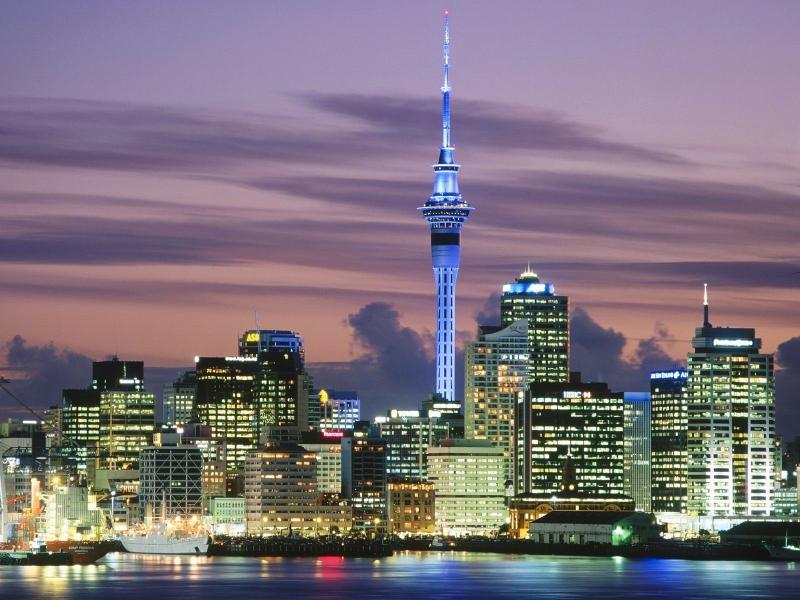 Окленд, Осака и Аделаида: определены три самых лучших города для жизни на земле