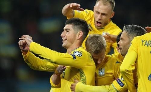 Евро-2020: Украина победила Северную Македонию со счетом 2:1