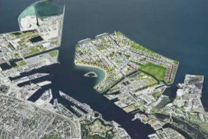 Искусственный остров появится вскоре недалеко от Дании