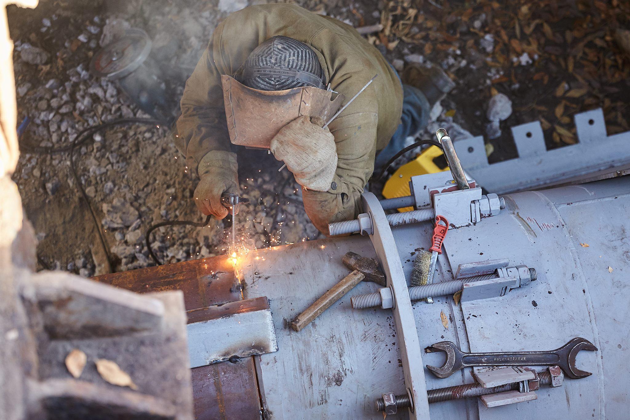 Жители двух районов Харькова остаются без горячей воды