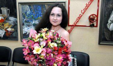 """В галерее """"Искусство Слобожанщины"""" состоится творческая встреча с художницей Ольгой Мороз"""