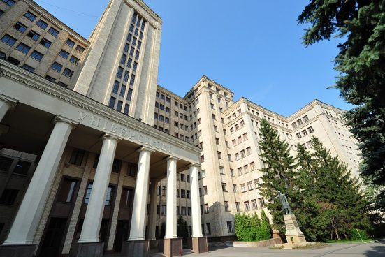Два харьковских вуза попали в мировой рейтинг университетов