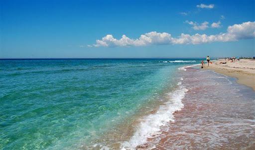 В Черном и Азовском морях прогрелась вода: впервые с начала лета температура перешагнула порог 23 градусов