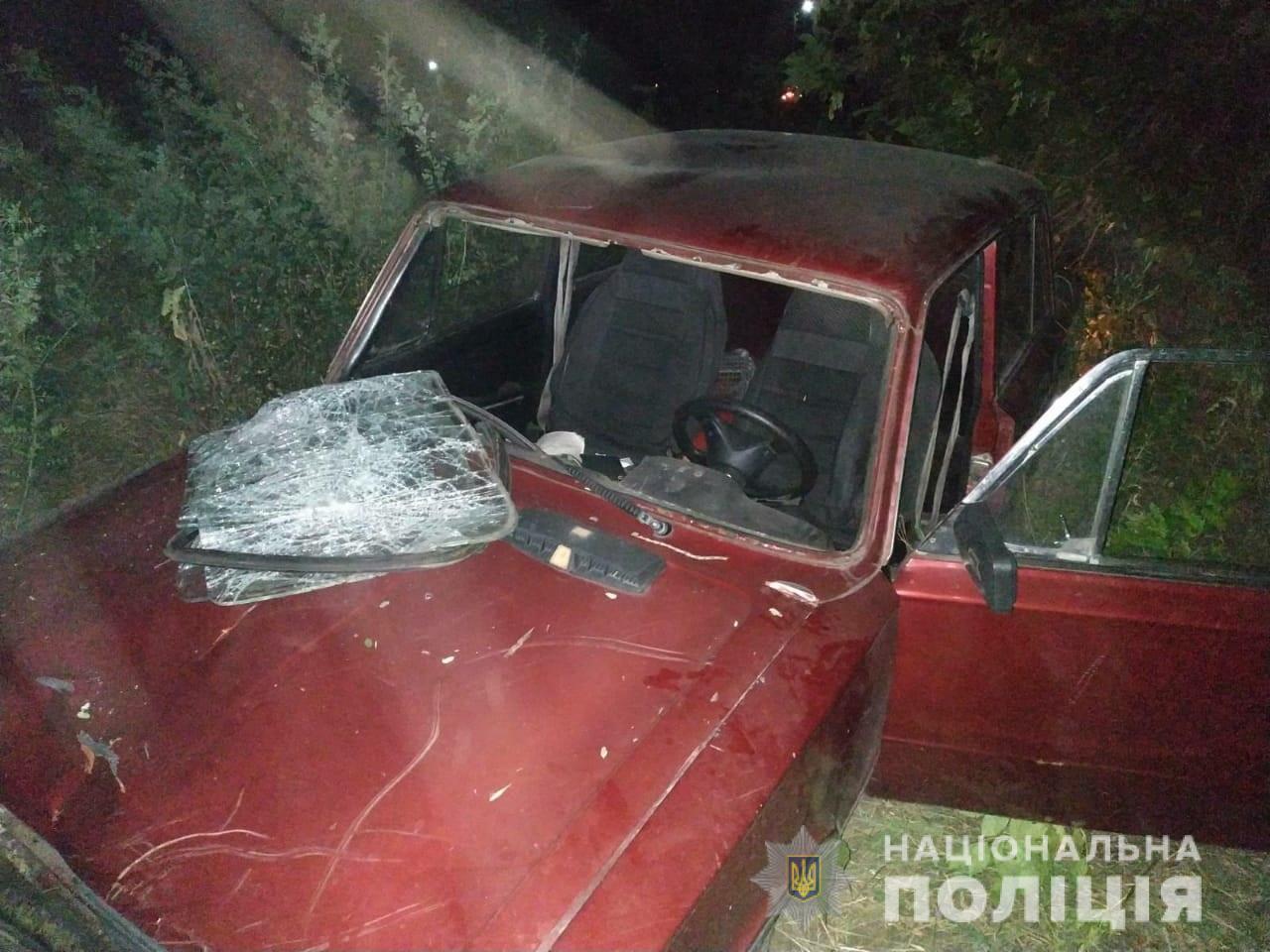 Медики рассказали подробности о состоянии подростков, пострадавших в ДТП на Харьковщине