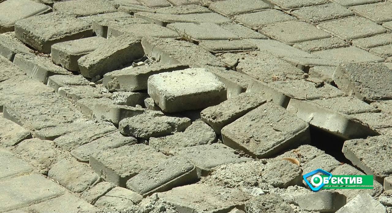 Реконструкцию Ново-Баварского сквера планируют закончить до конца этого года