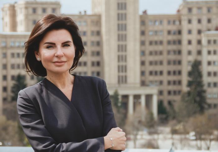 Вступил в действие приказ о назначении Кагановской ректором Каразинского университета