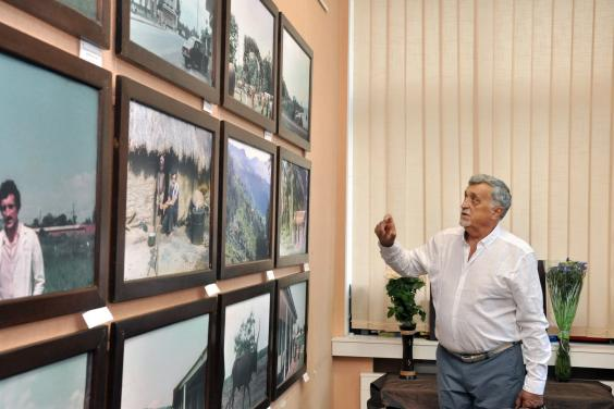 Харьковчан приглашают на творческую встречу с врачом-фотографом