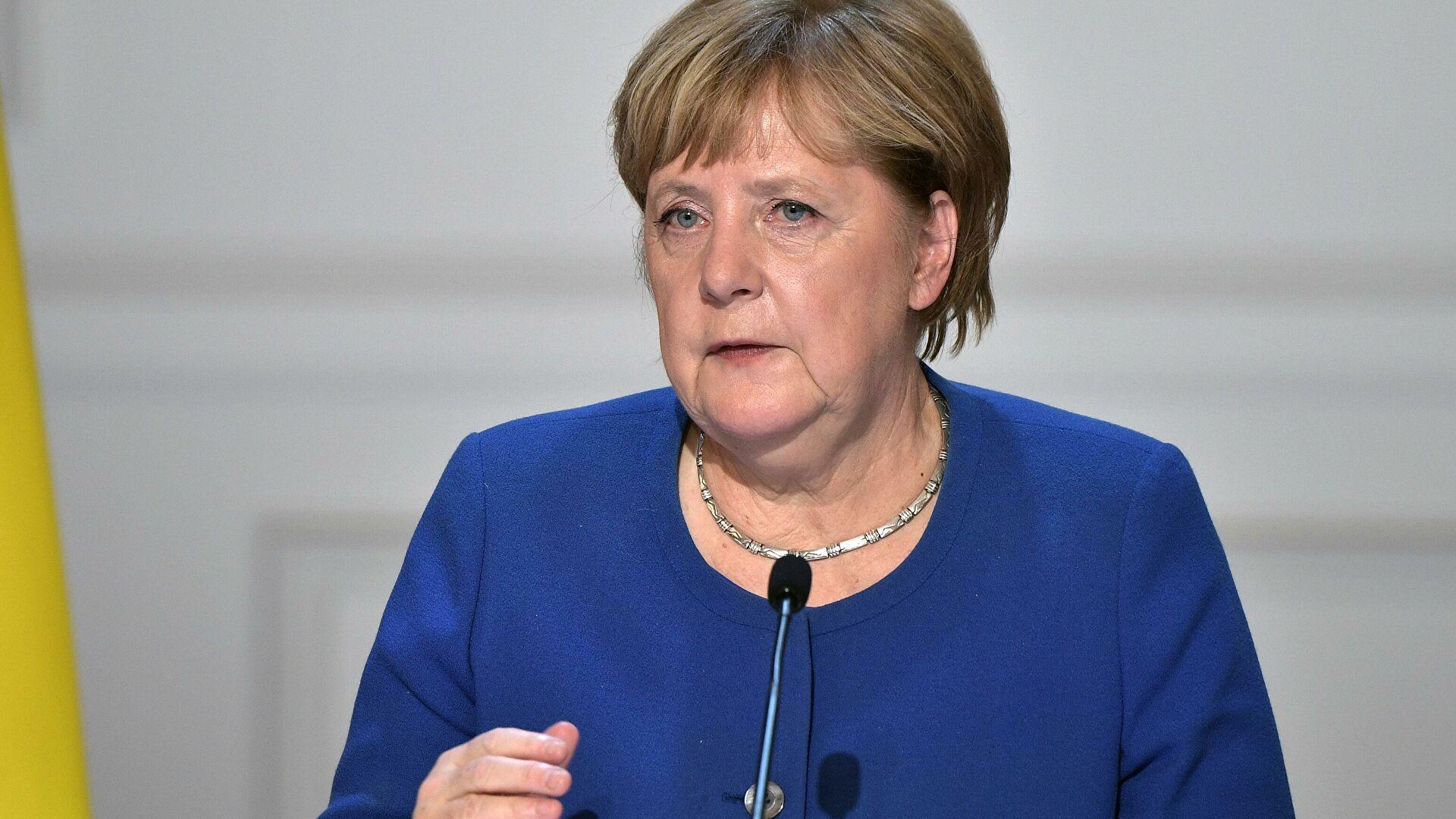 Украина получит 1,5 млн доз COVID-вакцины от Германии – Меркель