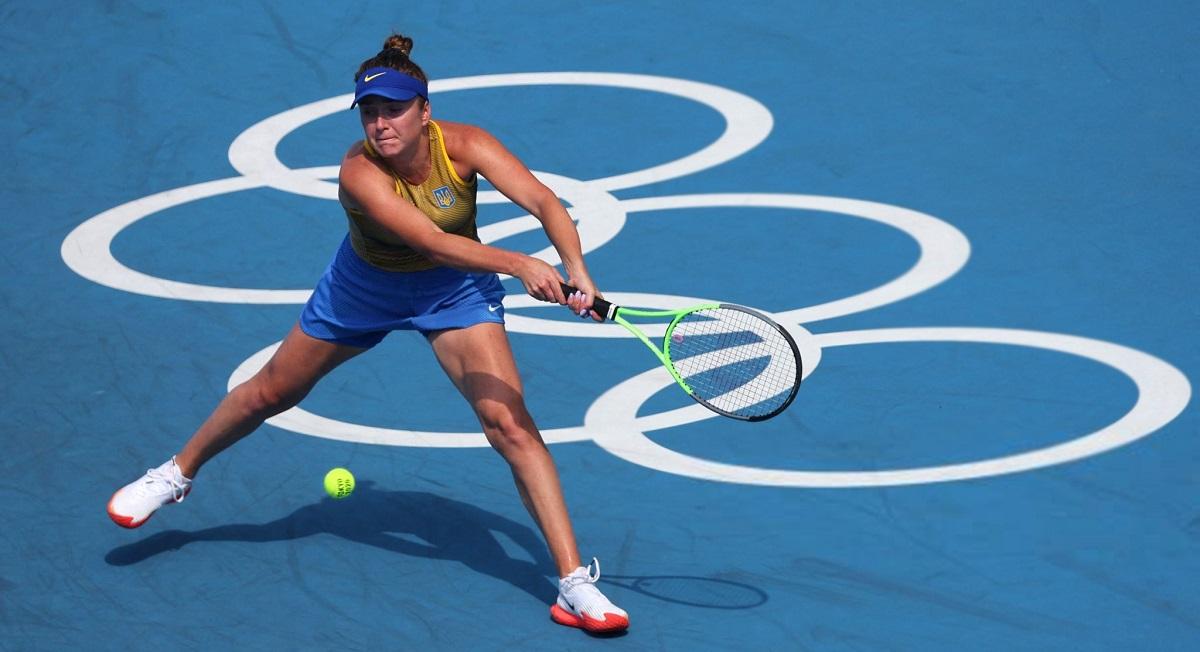 Свитолина прошла в четвертьфиналОлимпиады в Токио
