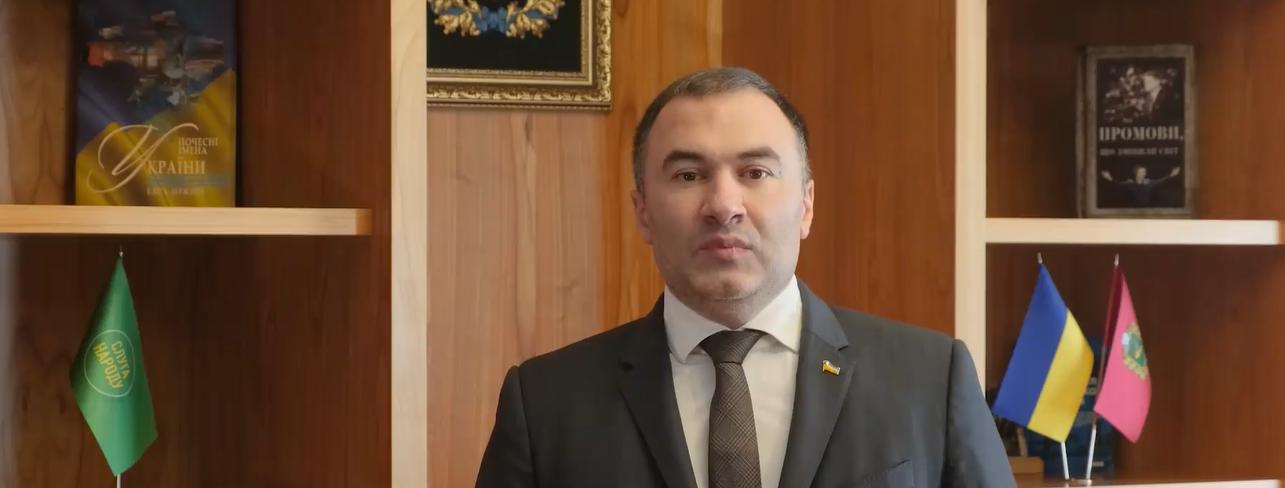 Глава Харьковского облсовета впервые прокомментировал дело о взяточничестве своего зама