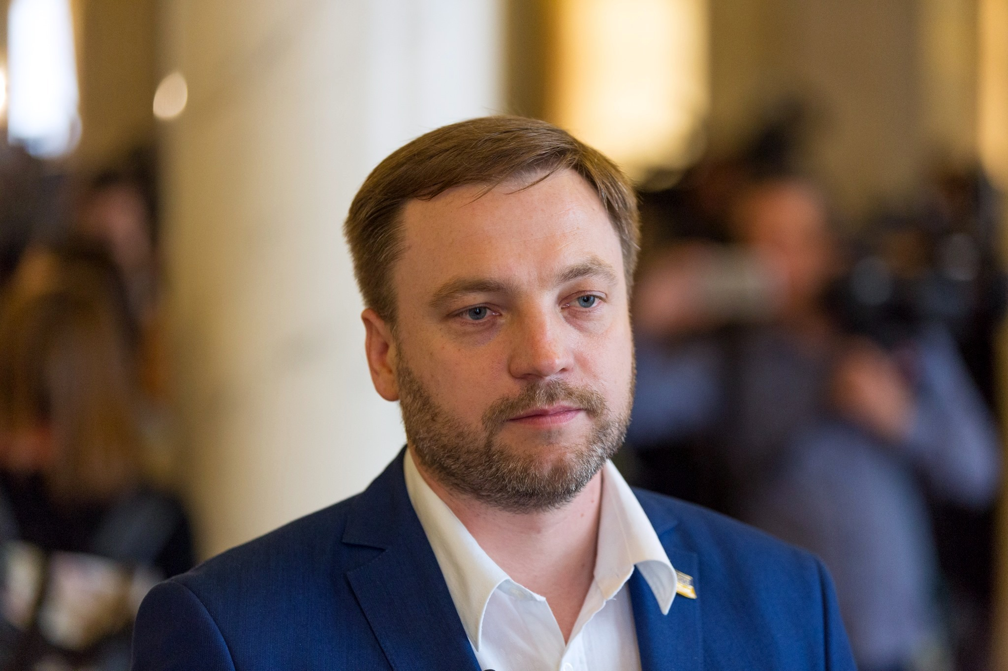 """В """"Слуге народа"""" назвали возможного кандидата на пост министра МВД"""