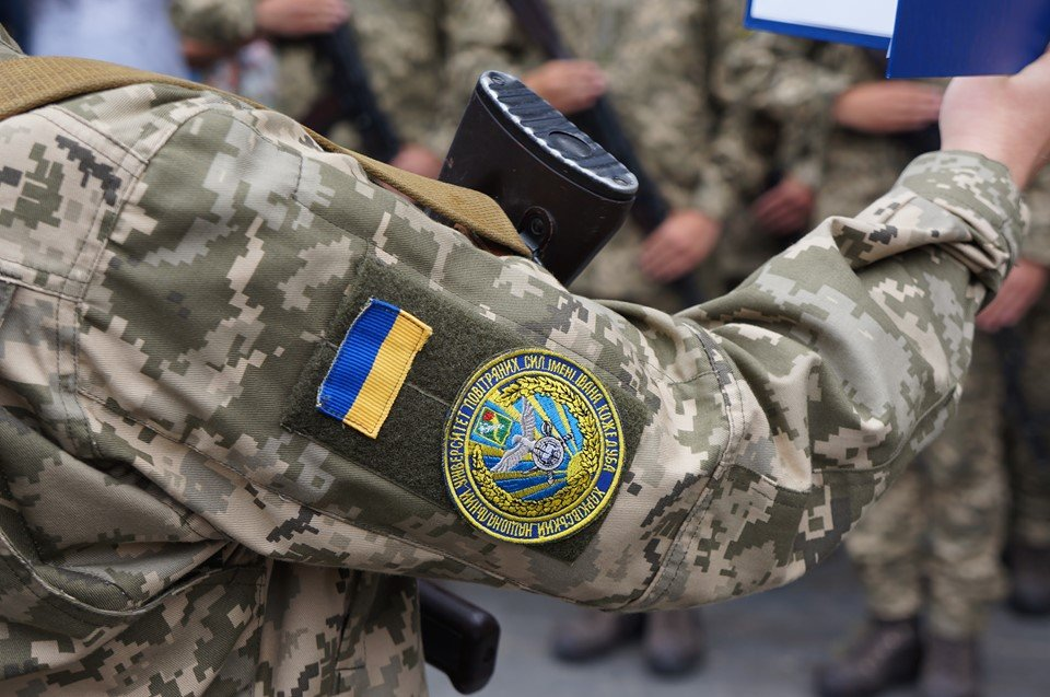 В параде ко Дню Независимости Украины в Киеве примут участие 700 харьковских курсантов