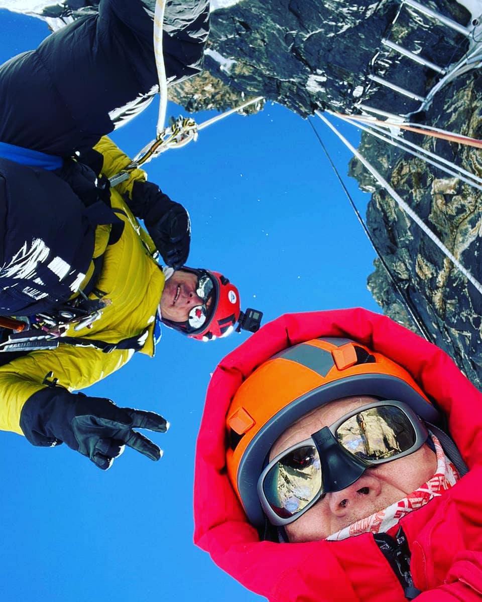 Харьковчанин, четырежды покоривший Эверест, взошел на вершину К2 (фото, видео)