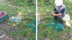 На Оскольском водохранилище поймали браконьера